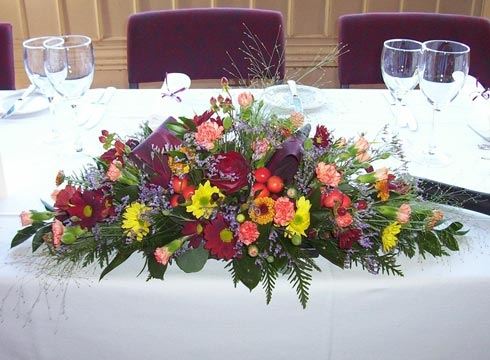 Aranjamente florale prezidiu